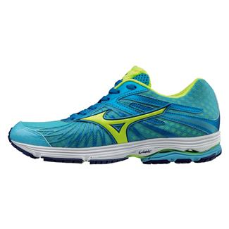Mizuno Wave Sayonara 4 Norse Blue / Safety Yellow / Mazar