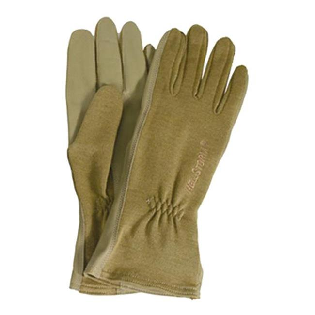 Blackhawk HellStorm Aviator Gloves w/ Nomex Coyote Tan