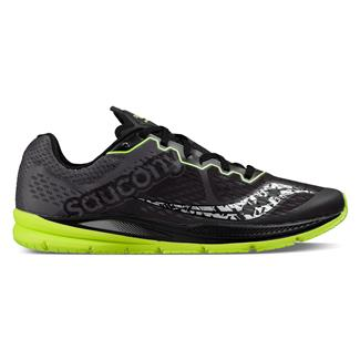 Saucony Fastwitch 8 Black / Citron