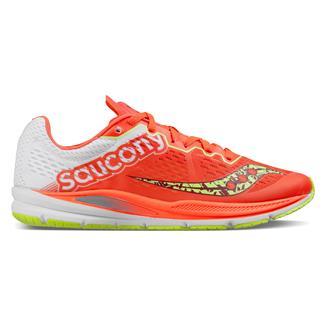 Saucony Fastwitch 8 Coral / Citron