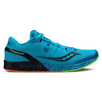 Saucony Freedom Iso Blue / Black / Citron