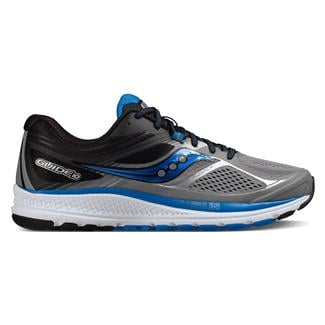 Saucony Guide 10 Gray / Black / Blue