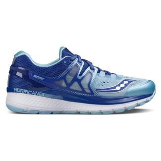 Saucony Hurricane Iso 3 Blue / Light Blue