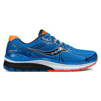 Saucony Omni 15 Blue / Orange / Black