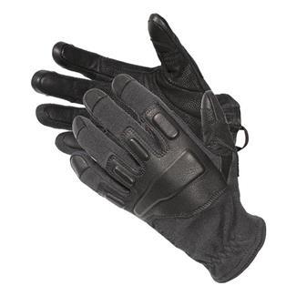 Blackhawk HellStorm Fury Commando Gloves w/ Kevlar Black