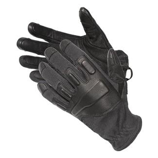 Blackhawk HellStorm Fury Commando Gloves w/ Kevlar Black