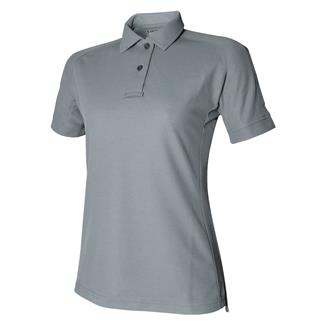Vertx Coldblack Short Sleeve Polo Gray