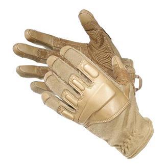 Blackhawk HellStorm Fury Commando Gloves w/ Nomex Coyote Tan