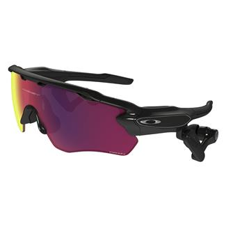 Oakley Radar Pace Black Matte / Prizm Road / Clear