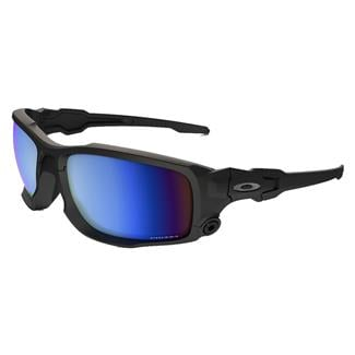 Oakley SI Ballistic Shocktube Satin Black Prizm Deep Polar