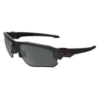 Oakley SI Speed Jacket Matte Black / Black Iridium Polar