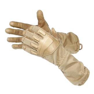Blackhawk HellStorm Fury Gloves w/ Nomex Coyote Tan