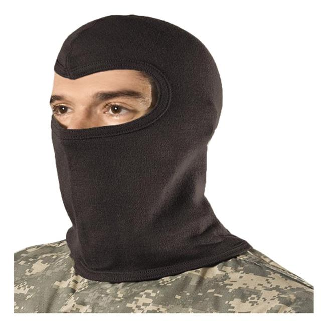 Blackhawk HellStorm Heavyweight Balaclava w/ Nomex Black