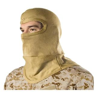 Blackhawk HellStorm Heavyweight Bibbed Balaclava w/ Nomex Coyote Tan