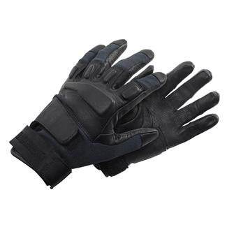 Blackhawk HellStorm SOLAG Full Finger Gloves w/ Kevlar Black