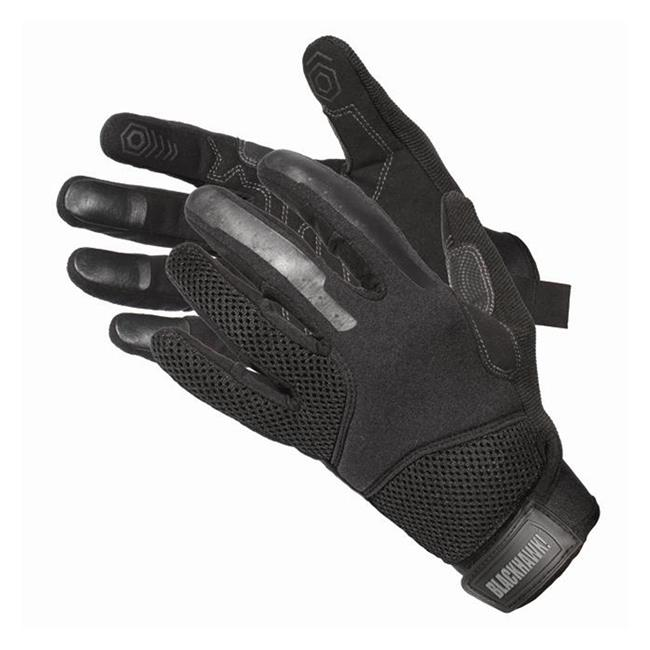 Blackhawk Hot Ops Ventilated Hot Weather Gloves Black