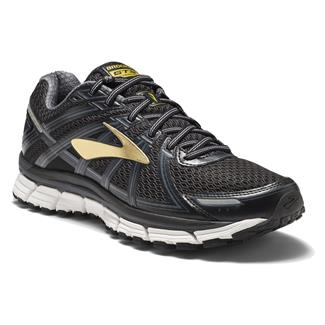 Brooks Adrenaline GTS 17 Black / Anthracite / Gold