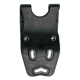 Blackhawk Jacket Slot Duty Belt Loop w/ Duty Holster Screws Black
