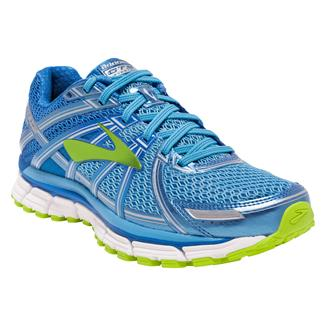 Brooks Adrenaline GTS 17 Azure Blue / Palace Blue / Lime Punch