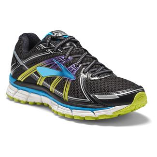 Brooks Adrenaline GTS 17 Black / Hawaiian Ocean / Lime Punch