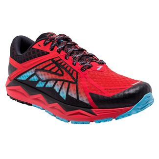 Brooks Caldera High Risk Red / Black / Aquarius