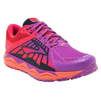 Brooks Caldera Hollyhock / Lollipop / Black