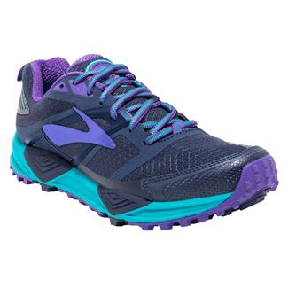 Brooks Cascadia 12 Peacoat / Passion Flower / Bluebird