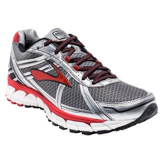 Brooks Defyance 9 Charcoal / Silver / High Risk Red