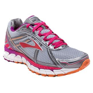 Brooks Defyance 9 Silver / Charcoal / Paradise Pink
