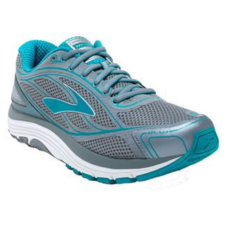 Brooks Dyad 9 Primer Gray / Capri Blue / Silver