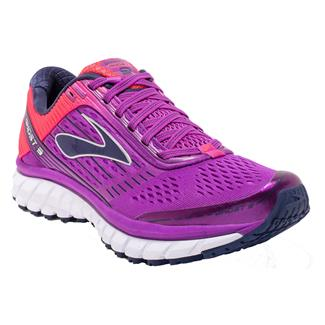 Brooks Ghost 9 Purple Cactus Flower / Diva Pink / Patriot Blue