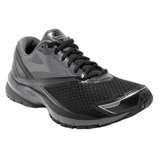 Brooks Launch 4 Black / Anthracite / Silver