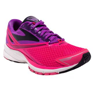 Brooks Launch 4 Purple Cactus Flower / Diva Pink / Black