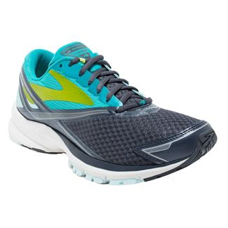 Brooks Launch 4 Anthracite / Ceramic / Lime Punch