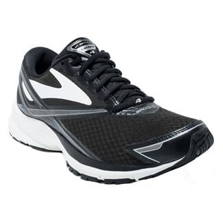 Brooks Launch 4 Black / White / Silver
