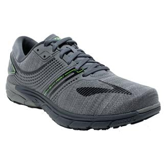 Brooks PureCadence 6 Castle Rock / Black / Green Flash