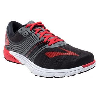 Brooks PureCadence 6 Black / Anthracite / High Risk Red