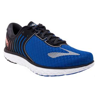 Brooks PureFlow 6 Electric Brooks Blue / Black / High Risk Red