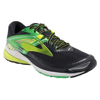 Brooks Ravenna 8 Black / Classic Green / Nightlife