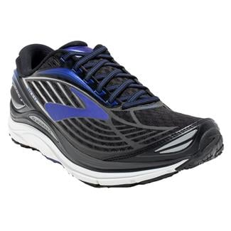 Brooks Transcend 4 Black / Electric Brooks Blue / Silver