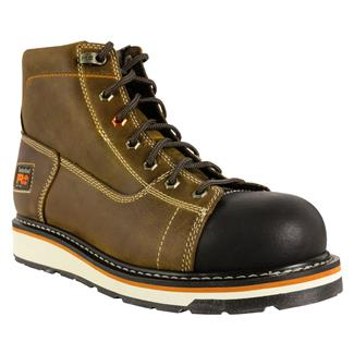 """Timberland PRO 6"""" Gridworks Brown"""