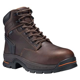 "Timberland PRO 6"" Stockdale AT WP Brown"