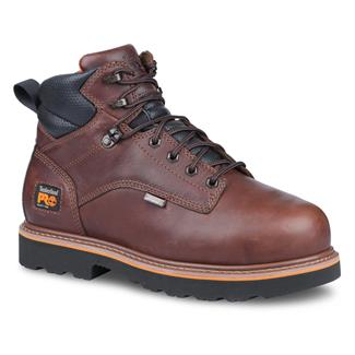 "Timberland PRO 6"" Ascender Met Guard AT Brown"