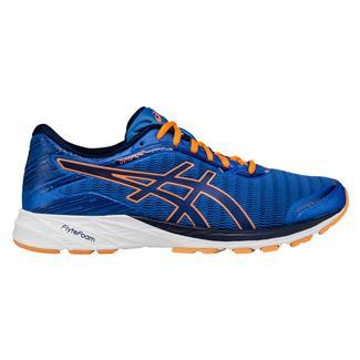 ASICS DynaFlyte Electric Blue / Indigo Blue / Hot Orange