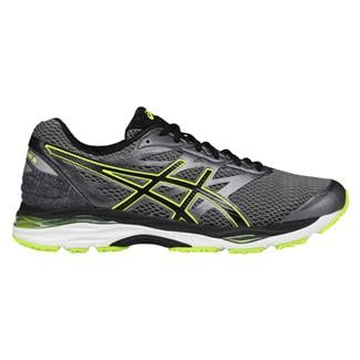 ASICS GEL-Cumulus 18 Carbon / Black / Safety Yellow