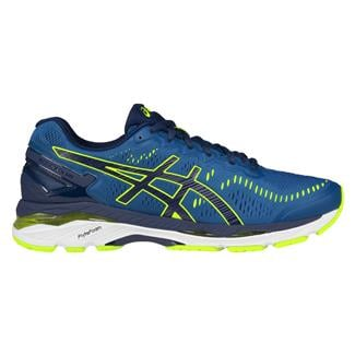 ASICS GEL-Kayano 23 Thunder Blue / Safety Yellow / Indigo Blue