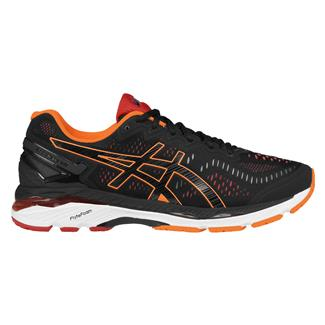 ASICS GEL-Kayano 23 Black / Hot Orange / Vermillon