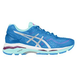 ASICS GEL-Kayano 23 Diva Blue / Silver / Aqua Splash