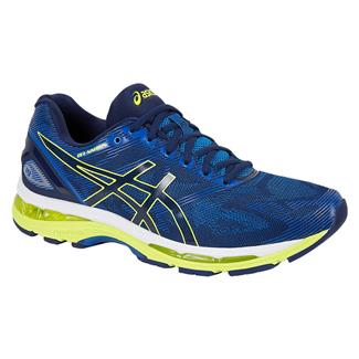 ASICS GEL-Nimbus 19 Indigo Blue / Safety Yellow / Electric Blue