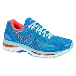 ASICS GEL-Nimbus 19 Diva Blue / Flash Coral / Aqua Splash